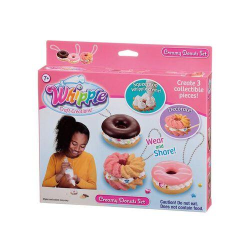 Whipple Creamy Donuts Set