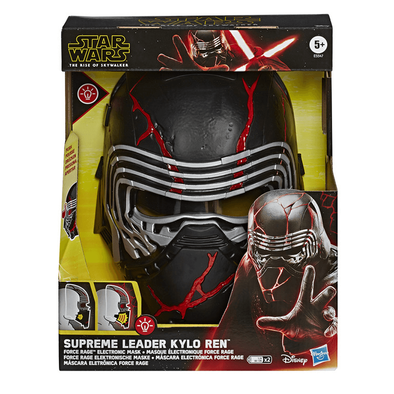 Star Wars Supreme Leader Kylo Ren Electronic Mask
