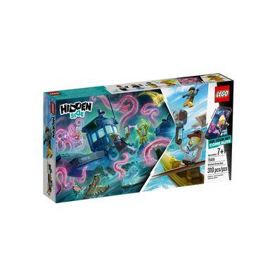 LEGO Hidden Side Wrecked Shrimp Boat 70419