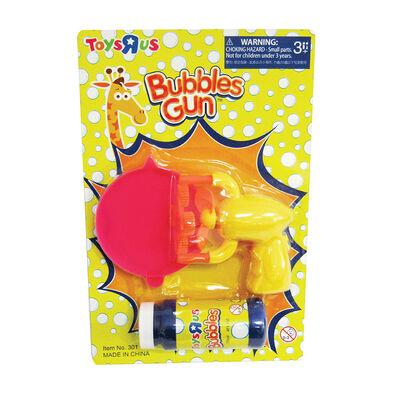 Geoffrey Mini Bubbles Gun