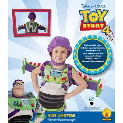 Rubies Toy Story Buzz Lightyear Accessory Set
