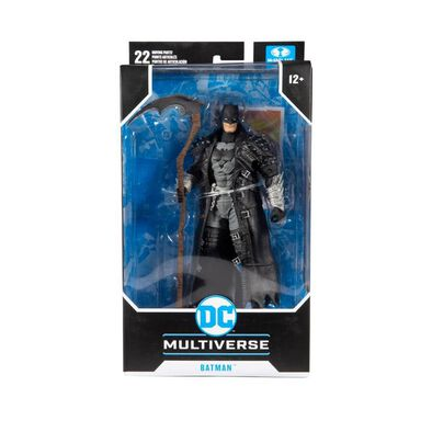 DC McFarlane Multiverse 7 Inch Death Metal Batman