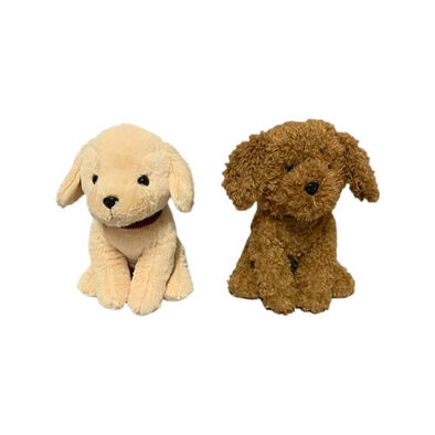 Animal Alley 10.5 Inch Sitting Dog - Assorted