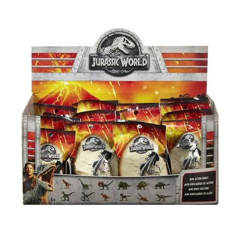 Jurassic World Mini Dino - Assorted
