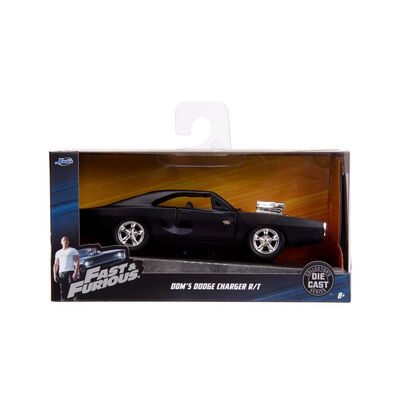 Die Cast Collected Series Fast & Furious 1:32 1970 Dom's Dodge Charger R/T