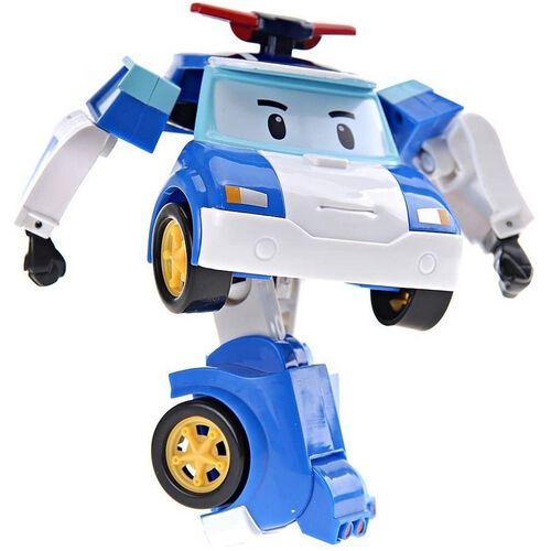 Robocar Poli Transforming Robot Poli