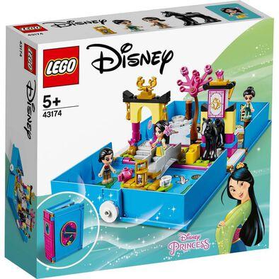 LEGO Disney Princess Mulan's Storybook Adventures 43174
