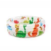 Intex Dinosaur 3-Ring Baby Pool