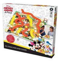 Disney Mickey Mouse and Friends 3D Staircase And Slides