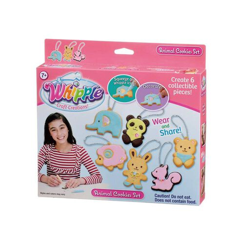 Whipple Animal Cookie Set
