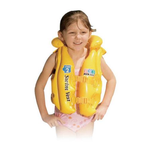 Intex Deluxe Swim Vest Pool School