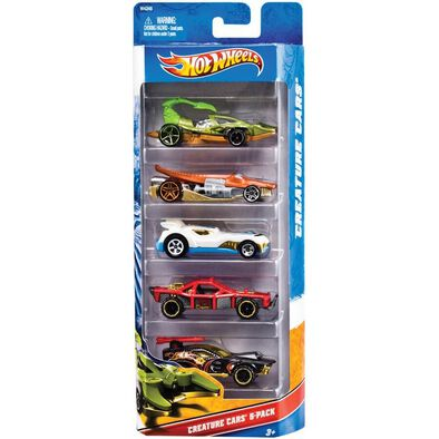 Hot Wheels 5-Car Gift Pack - Assorted