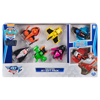 Paw Patrol Jet Special Diecast Gift Pack