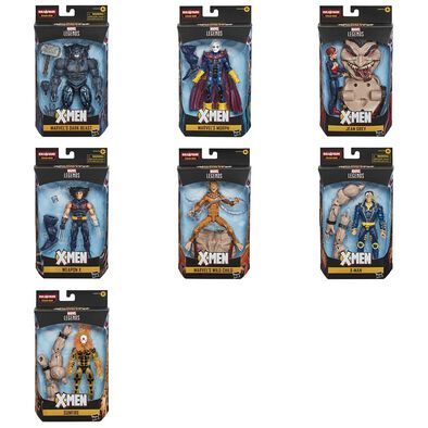 Marvel Legends Series X-Men Figure (Build-a-Figure Sugar Man) - Assorted