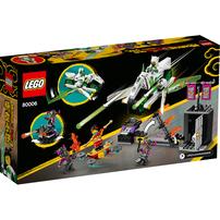 LEGO Monkie Kid White Dragon Horse Bike 80006