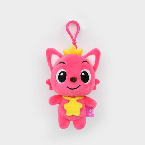 Pinkfong Mini Doll Backpack Ring