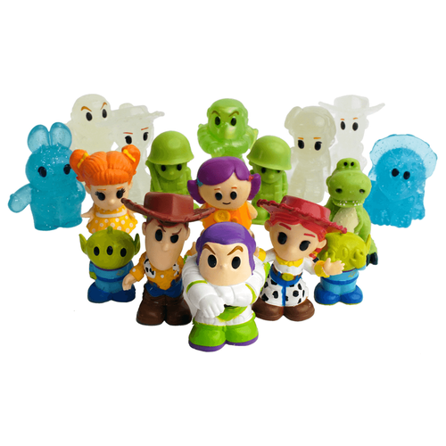 Toy Story 4 Ooshies XL S1 Capsule