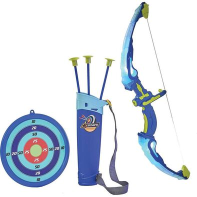 Stats Archery Set With Lights And Target Set