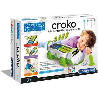 Clementoni Coko Crocodile Programmable Robot