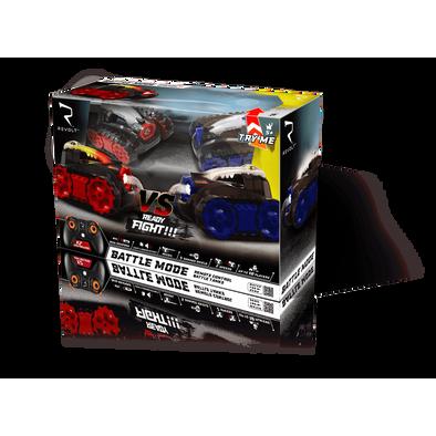 SYMA Revolt Battle Mode 2 Pack R/C Battle Tanks