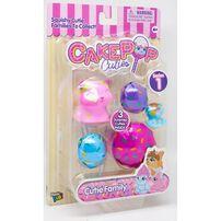 Cake Pop Cuties Cutie Families - Assorted
