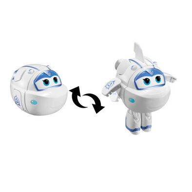 Super Wings Transforming Egg-Bot Astra