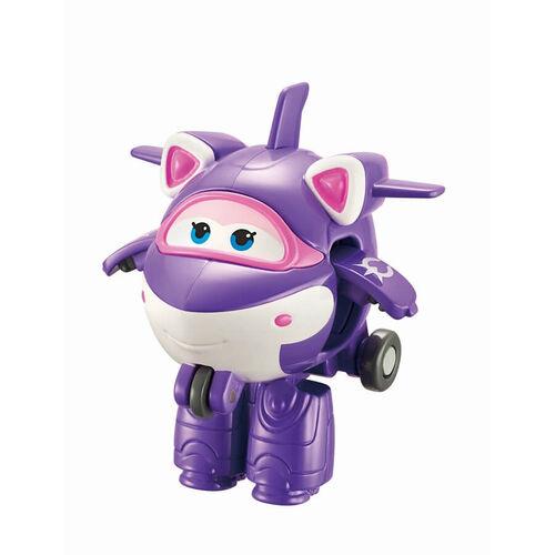 Super Wings Transform-A-Bots Krystal