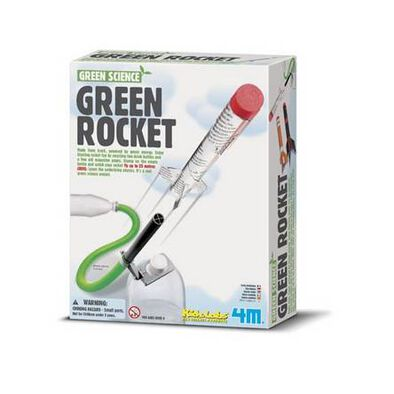 4M Green Science - Green Rocket