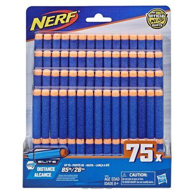 NERF Darts N-Strike Elite Refill Pack (75 Darts)