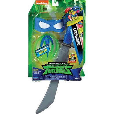 Rise Of The Teenage Mutant Ninja Turtles Leonardo Ninja Gear