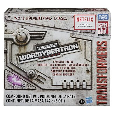 Transformers Generations Netflix Siege of Cybertron Unboxing