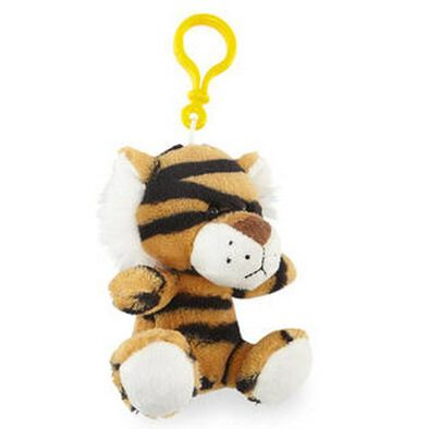 Animal Alley Jungle Keychain - Assorted