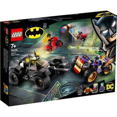 LEGO DC Comics Super Heroes Joker's Trike Chase 76159