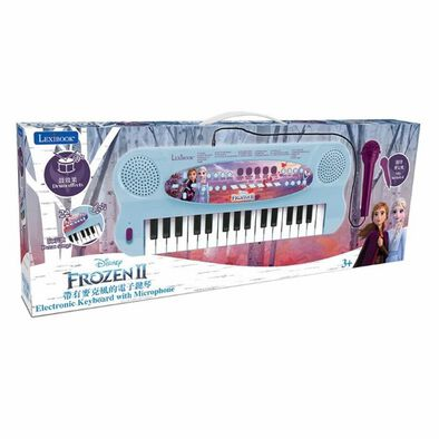 Lexibook Disney Frozen 2 Electronic Keyboard With Microphone