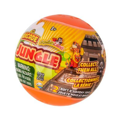 Orb Arcade Capsules Sqwishland Jungle Collection