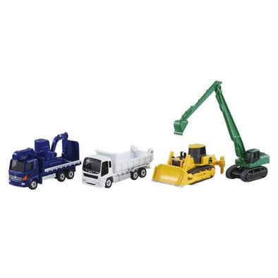 Tomica Gift Construction Set 5