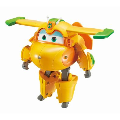 Super Wings Transforming Bucky