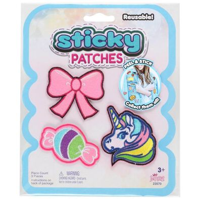 Sticky Patches Unicorn 108