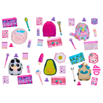 Real Littles S3 Themed Backpacks - Assorted