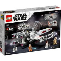 LEGO Star Wars Luke Skywalker's X-Wing Fighter 75301