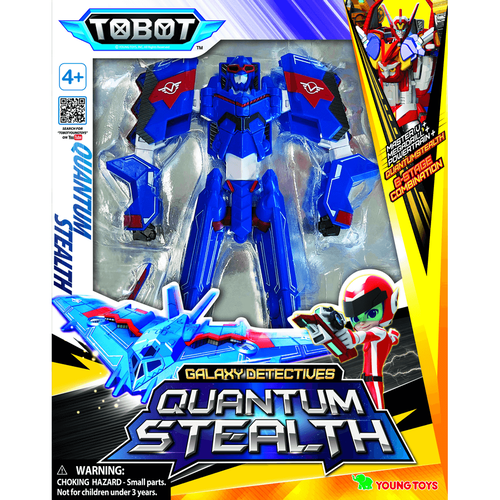 Tobot GD Quantum Stealth