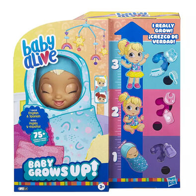 Baby Alive Grows Up Happy