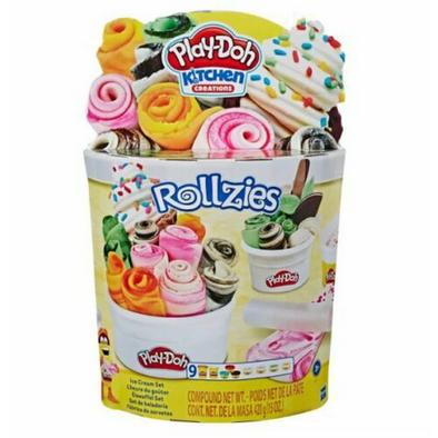 Play-Doh Rollzies Ice Cream Set