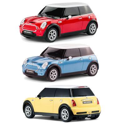 Rastar R/C 1:14 Mini Cooper S