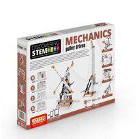 Engino S.T.E.M. Series Mechanics Pulley Drives