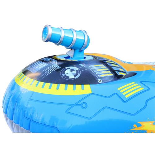 Banzai Battle Blast Cruiser With Water Blaster