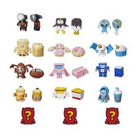 Transformers BotBots Toys Series 1 5 Pack Mystery 2 In 1 Collectible Figures! - Assorted