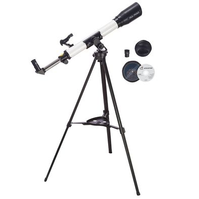 Edu Science 70mm Refractor Telescope