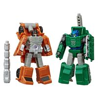 Transformers Generations War For Cybertron Earthrise Micromaster - Assorted