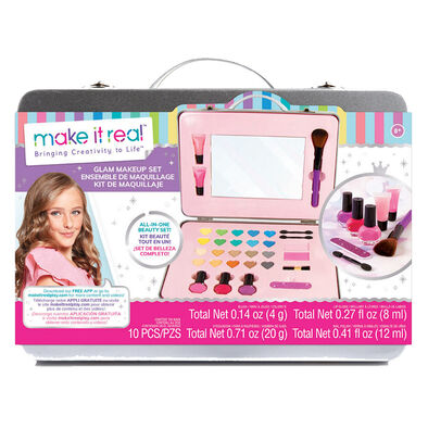 Make it real Glamour Makeup Tin